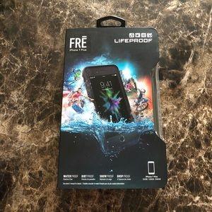 Fre Lifeproof IPhone 7plus/8plus case